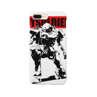 サイソルジャー パッケージ Smartphone cases