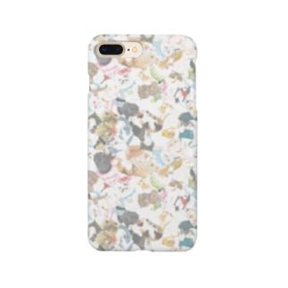 超密エキゾ夏2020 Smartphone cases
