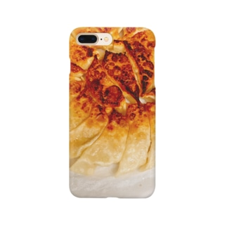 トモの家の餃子 Smartphone cases