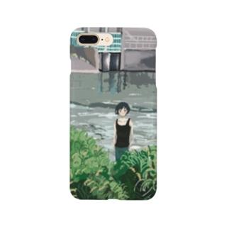 見度沢川 Smartphone cases