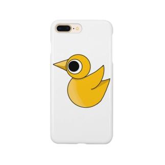 トリさんの休日の鳥なトリさん Smartphone cases