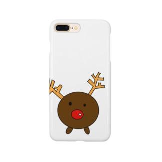 ルドルフ君 Smartphone cases