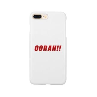 Oorah!! Smartphone cases