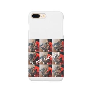 猫のロズ君 Smartphone cases