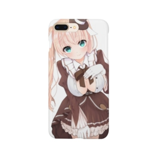 hukouco2のカフェモカ Smartphone cases