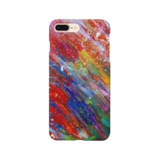 まばたきのうみ Smartphone cases
