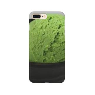 アイス食べたい(^q^) Smartphone cases