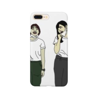 ベストフレンズ Smartphone cases