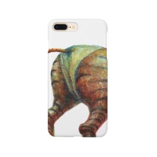 少女変容-14 Smartphone cases