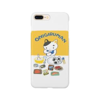 おにぎるまん Smartphone cases