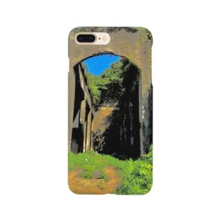 大久野島(うさぎ島)の歴史 Smartphone cases
