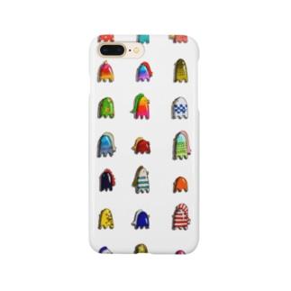 アマビエ 木原幸志郎 Smartphone cases