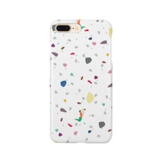 ボルダーガール Smartphone cases