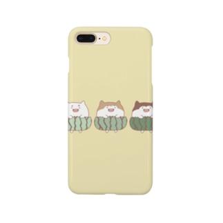 すいかぱんつとしばけん Smartphone cases