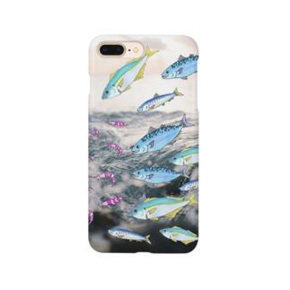 SCHOOL OF FISH スマホ Smartphone Case