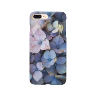 紫陽花 A Smartphone cases