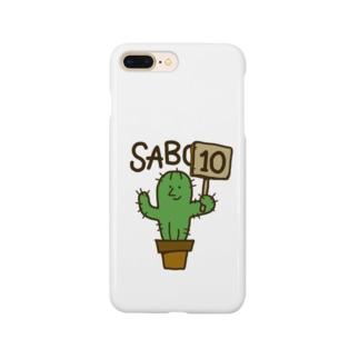 サボテン。 Smartphone cases
