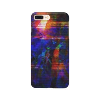 BOLDの夜の氷 Smartphone cases