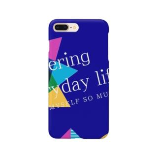 HYDELOVEのCiel♡Bule♡ Smartphone cases