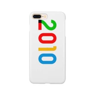 marikiroの2010_西暦 Smartphone cases