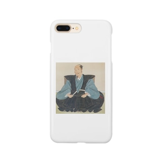 清正公開運必勝グッズ Smartphone cases