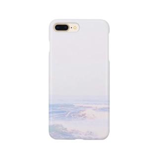 夏雪のunicorn sea Smartphone cases