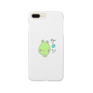 UNaのカエルだよん Smartphone cases