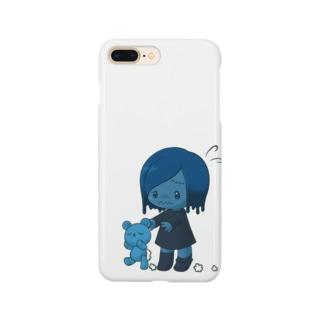 AKYMMNのプルレちゃんとプティ Smartphone cases