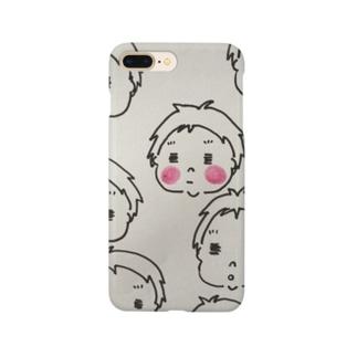 赤ちゃんタケルくん Smartphone cases