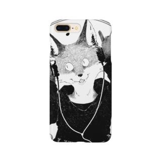 山木京、のNo Fox No Life Smartphone cases