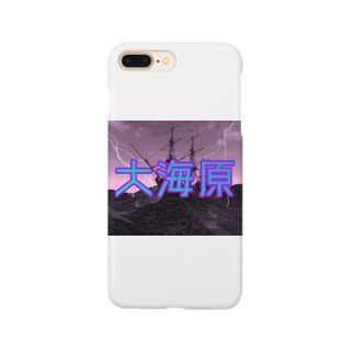 CABALA 大海原 Smartphone cases