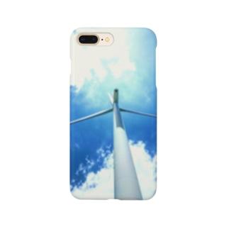 空と風 Smartphone cases