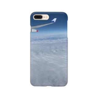 mingrixiangの飛行中⛅️ Smartphone cases