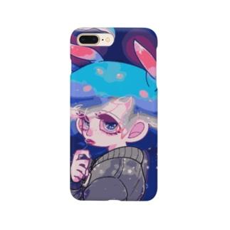 うみうしちゃん Smartphone cases