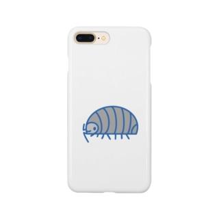 ダンゴムシさん Smartphone cases