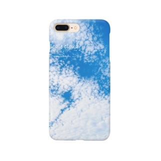 Scale cloud. Smartphone cases