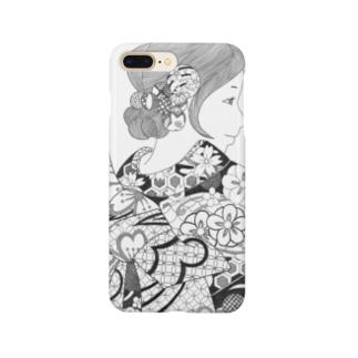 帯の人 Smartphone cases