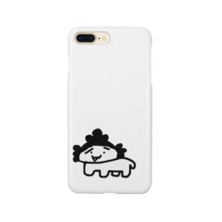 シロザエさん Smartphone cases