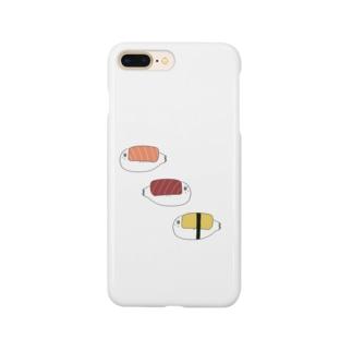 ごまふあざらずし Smartphone cases