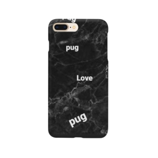 emadaのパグ中毒 Smartphone cases