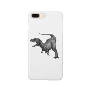ギガノトサウルス Smartphone cases
