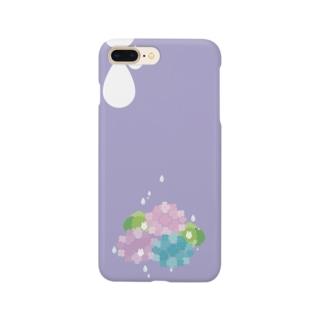 AJISAI USASA Smartphone cases