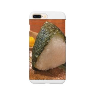 園村のおみせのぼくはおむすびが食べたいんだなぁ Smartphone cases