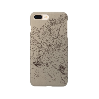 Climb in Mitutouge Smartphone cases