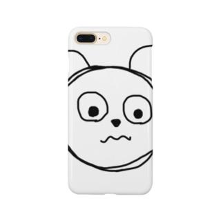 ma_yu_のベアベアくん Smartphone cases