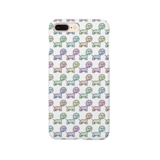 からふるじぇすたる Smartphone cases