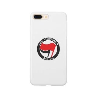 ANTIFA Smartphone cases