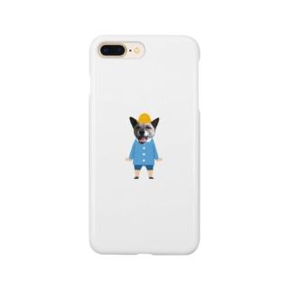 いちごちゃん(幼稚園児バージョン) Smartphone cases