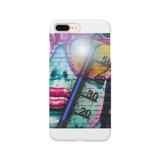 サマータイム Smartphone cases