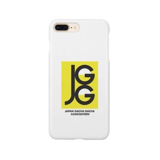 日本ガチャガチャ協会公式商品 Smartphone cases